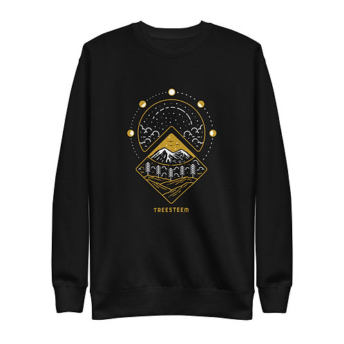 Lunar Cycle Unisex Sweater