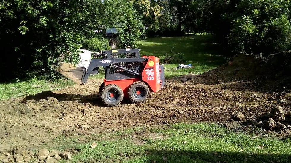 Dirt Moving/ Hauling