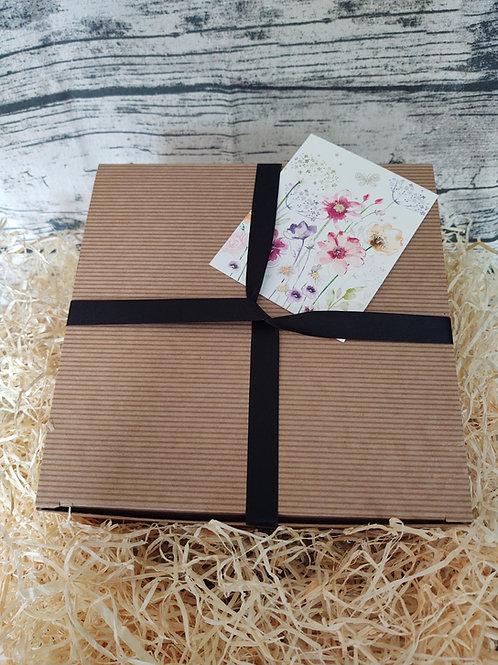Pure Wix Perfect Indulgence Gift Box.