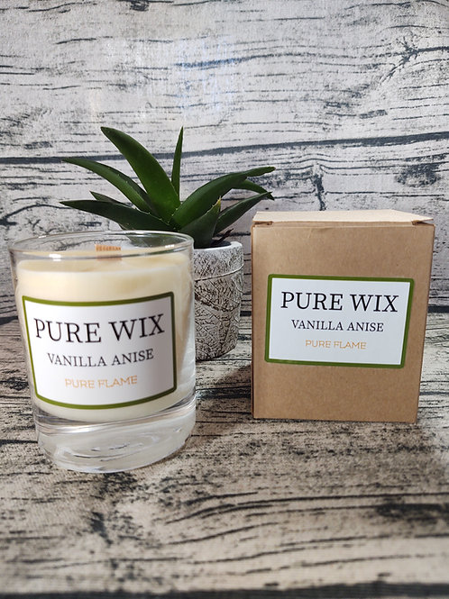 Vanilla Anise Maple Wick Luxury Candle