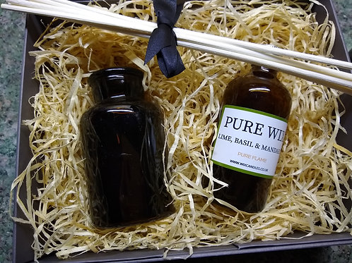 Pure Wix Eco Friendly Diffuser set