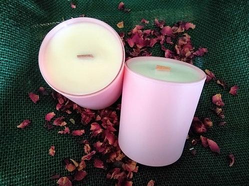 La Vie Est Belle Maple Wick Luxury Candle