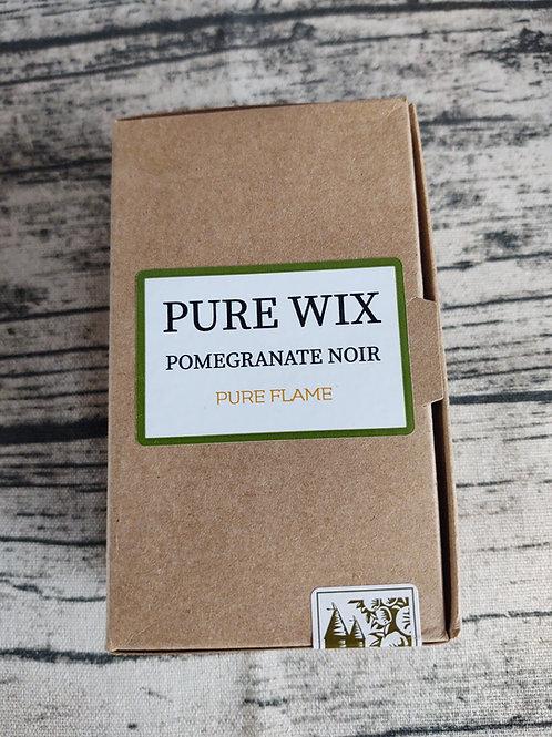 Pomegranate Noir Wax Melts 8 Pack With 4 Tea Lights