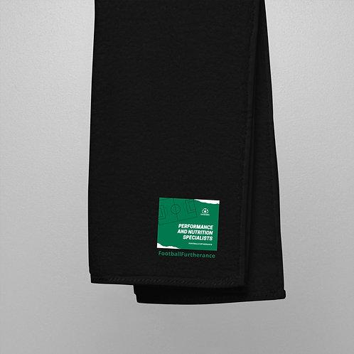 Football cotton towel