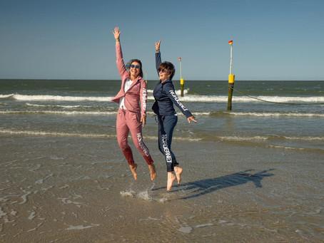 Funky Staff und Norderney = Lebensfreude und Energie