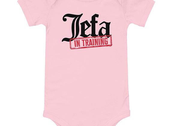 Jefa in Training - Onesie