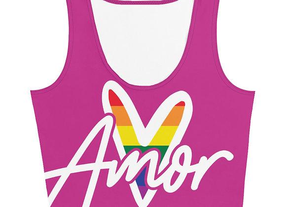 Pride Amor Crop Top