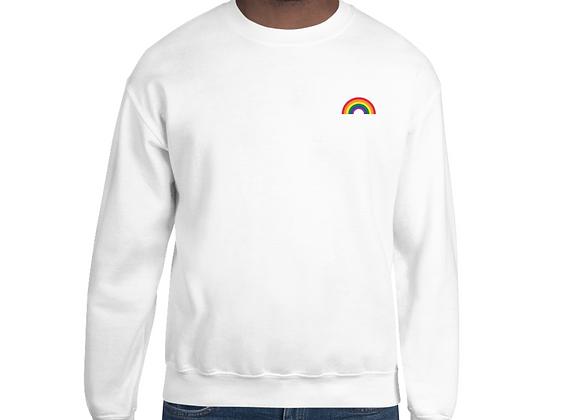 Pride Rainbow Sweatshirt - Unisex