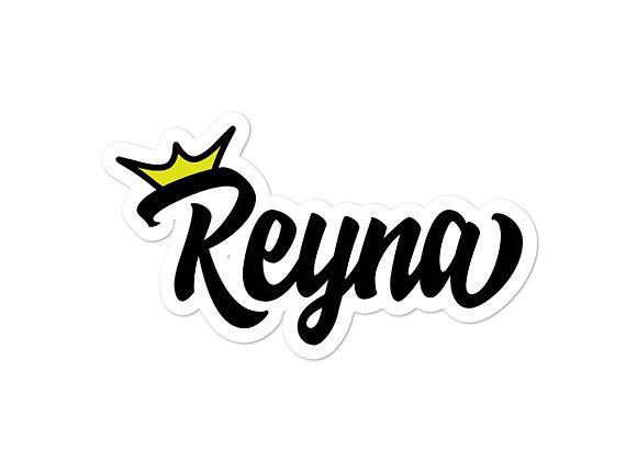 Reyna Bubble-Free Stickers