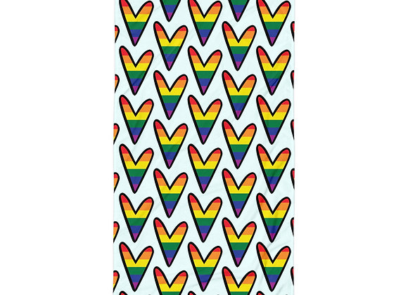 Pride Heart - Towel