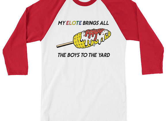 Pride My Elote Brings Boys Shirt