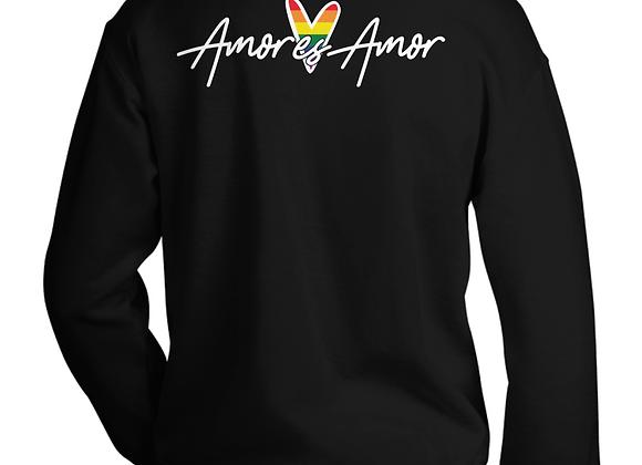Pride Amor es Amor Sweatshirt - Unisex