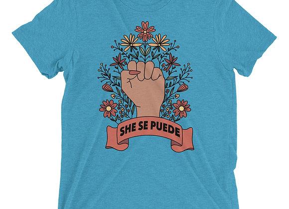 She Se Puede - Unisex Tri-blend