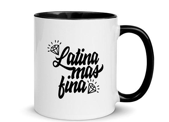 Latina Mas Fina Mug