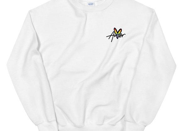 Pride Amor Unisex Sweatshirt