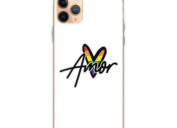 Pride Amor iPhone Case