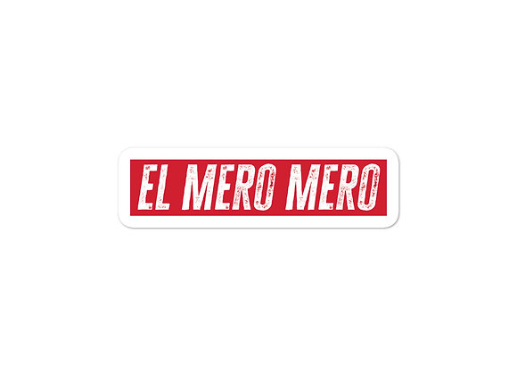 Le Mero Mero - Bubble-Free Stickers