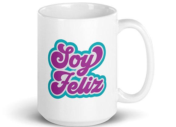 Soy Feliz Mug