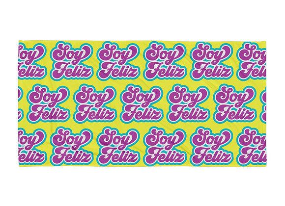 Soy Feliz - Towel