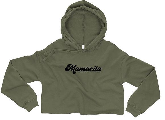 Mamacita Crop Hoodie