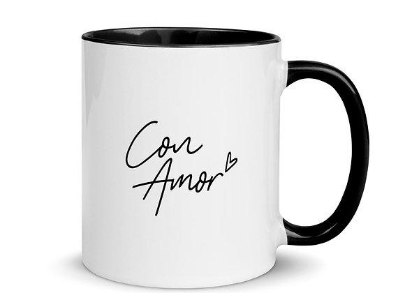 Con Amor Mug