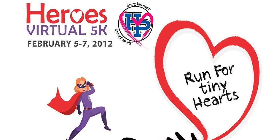 Heartbeat Heroes! Virtual 5k