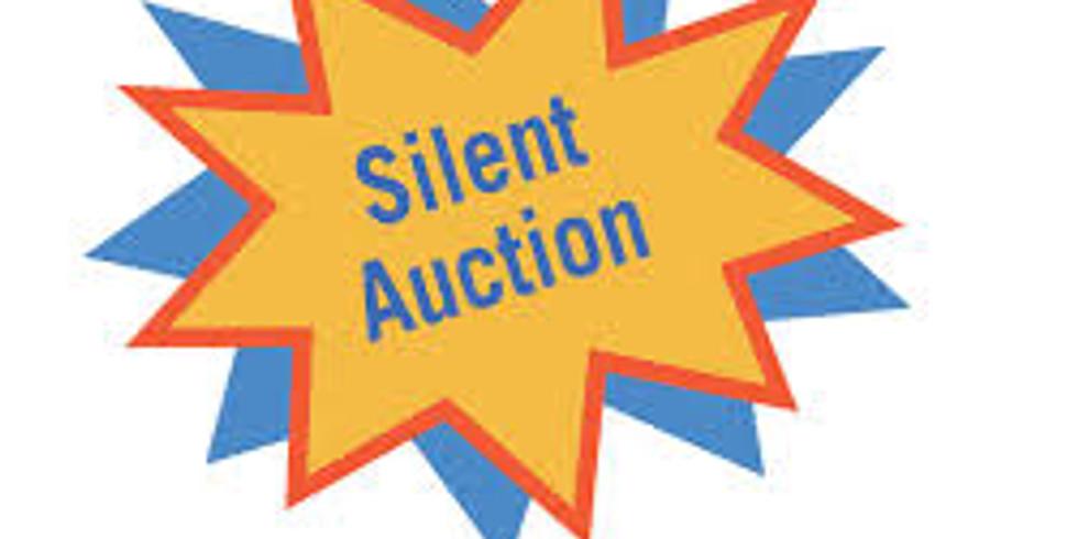Silent Auction!