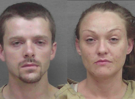 Calhoun pair arrested on felony charges after motorcycle pursuit in Gordon County