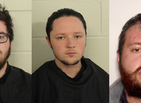 3 racially motivated, violent extremists arrested after bust of neo-Nazi training camp in Floyd Co.