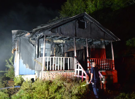 Woman killed in Whitfield County fire Sunday night