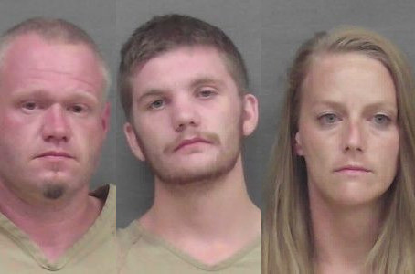 """Several arrested in connection with thefts of '4 Wheeler' ATVs, """"Chop Shop"""" shut down in Gordon Co."""