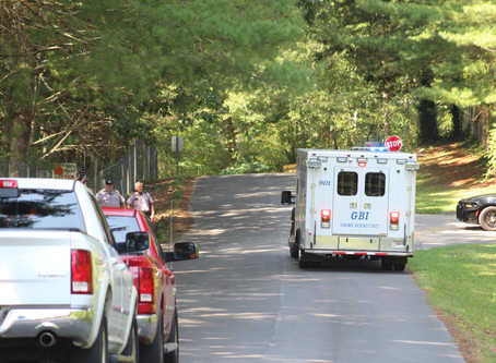 Domestic violence suspect killed in officer involved shooting in Chickamauga Wednesday morning