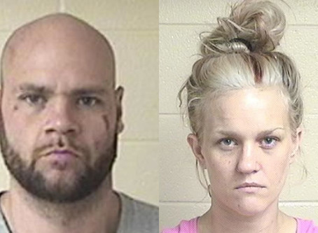Two arrested after stolen vehicle pursuit ends with successful PIT in Walker County Thursday
