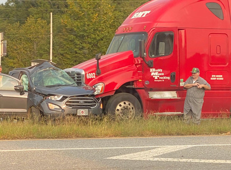 Trion man seriously injured in crash at Highway 27 and 151 last Wednesday in Walker County