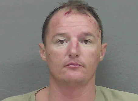 Calhoun man arrested on several charges including DUI after serious crash in Gordon Co. Monday