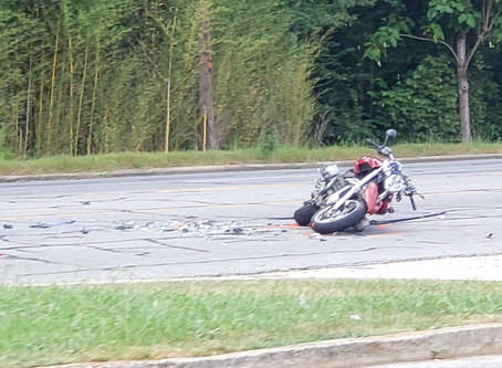Trion motorcyclist killed in Sunday afternoon crash in Chattooga County