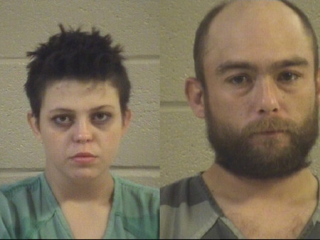 Wanted pair arrested after early morning 100 mph chase on I-75 in Whitfield County