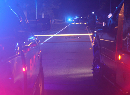 Chickamauga bicyclist struck and killed late Tuesday night on Highway 341 in Walker County