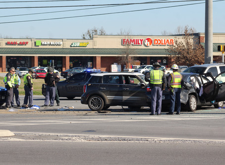 Pursuit of stolen vehicle ends in fatal crash Saturday morning in Adairsville