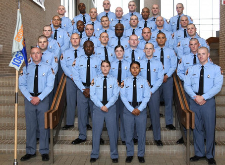 Georgia State Patrol fires entire trooper class after cheating on speed exams