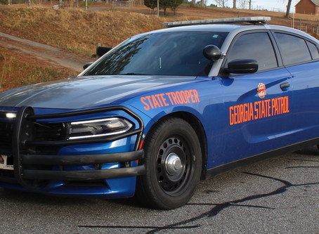 Georgia State Patrol investigating fatal I-24 crash that killed two Monday morning in Dade County