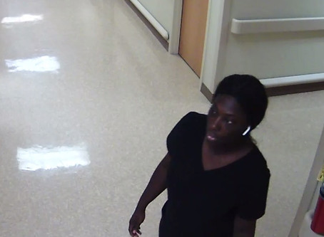 Bartow County SO looking for woman who stole credit cards from Cartersville Medical Center