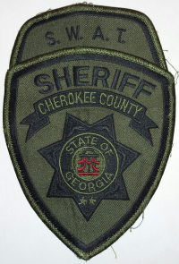 Cherokee County SWAT called to Gilmer County, two armed