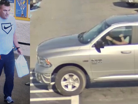 Dalton PD looking for man who shoplifted thousands of dollars worth in electronics from Walmart