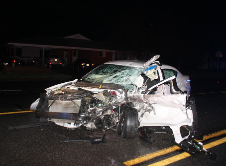Woman facing DUI, vehicular homicide charge in connection with March crash in Chattooga County