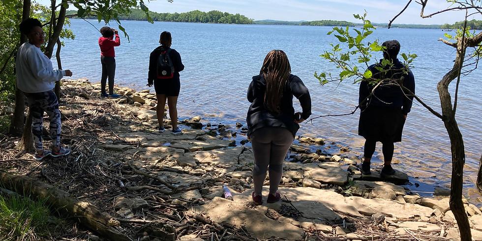Sunday-Lakeside Meditation Hike at Long Hunter