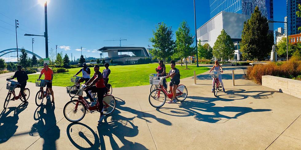 Shelby Bottoms Bike Ride-SUNDAY