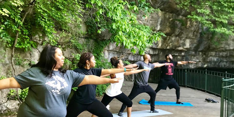 Morning Meditation + Yoga at Bicentennial Park