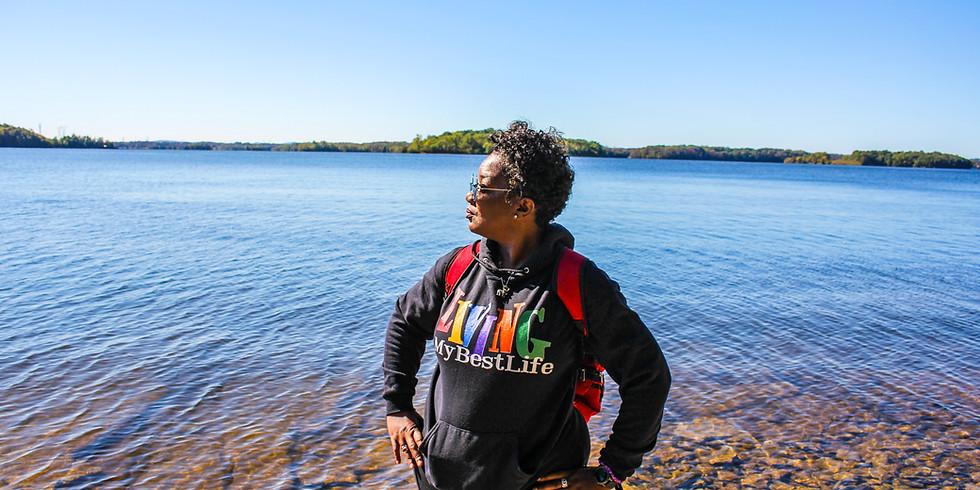 Meditate + Hike at Radnor Lake