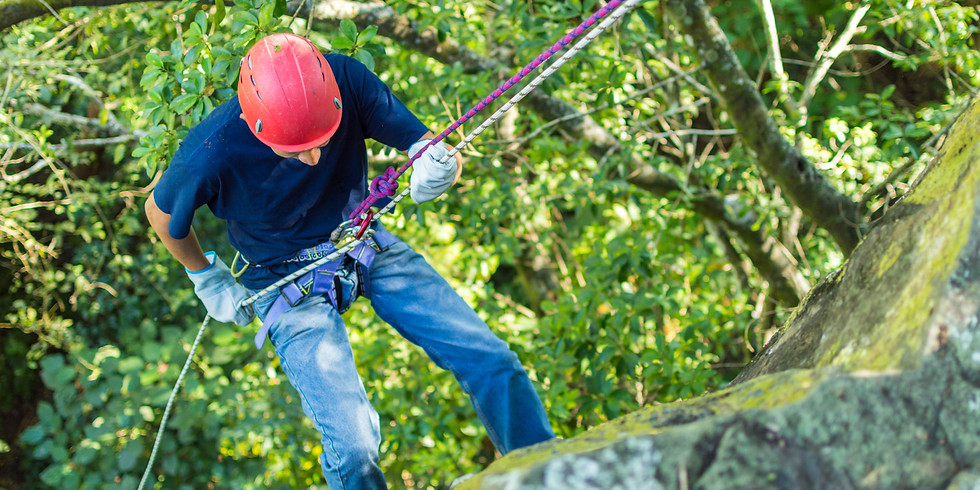 Learn to Rock Climbing at King's Bluff